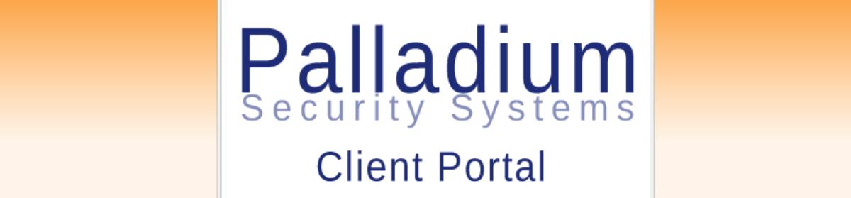 Palladium Client Admin Portal